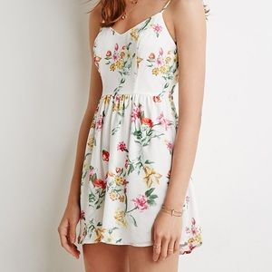 Dresses & Skirts - Floral Cami dress